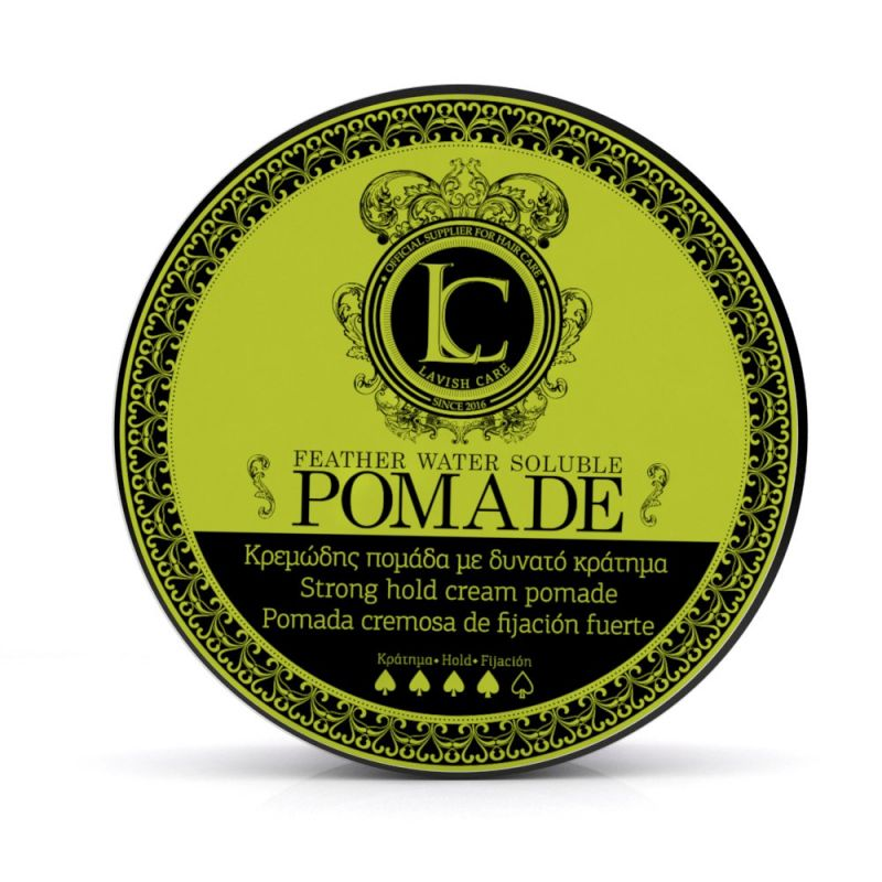 Lavish Care: Feather Water Soluble Pomade