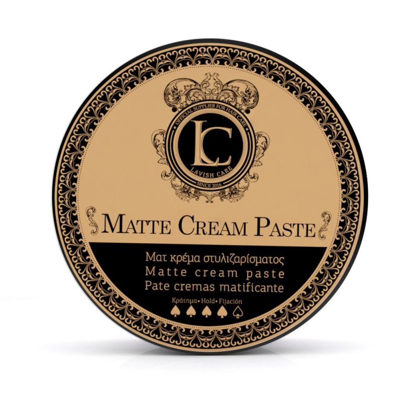 Lavish Care: Matte Cream Paste